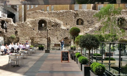 The London Wall Walk