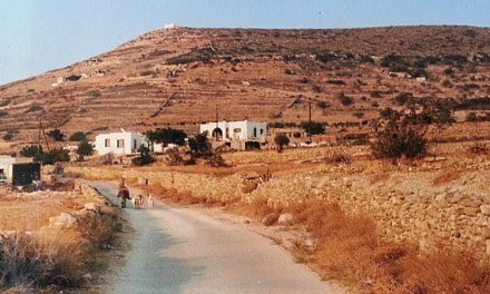 Going Back to the Cyclades