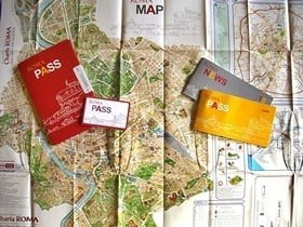 Tips on how to use the Roma Pass to save money and time when visiting sites in Rome.